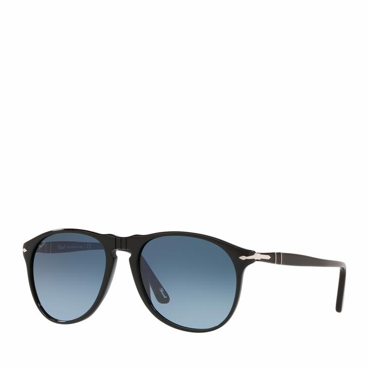 sunglasses, Persol, 0PO9649S BLACK