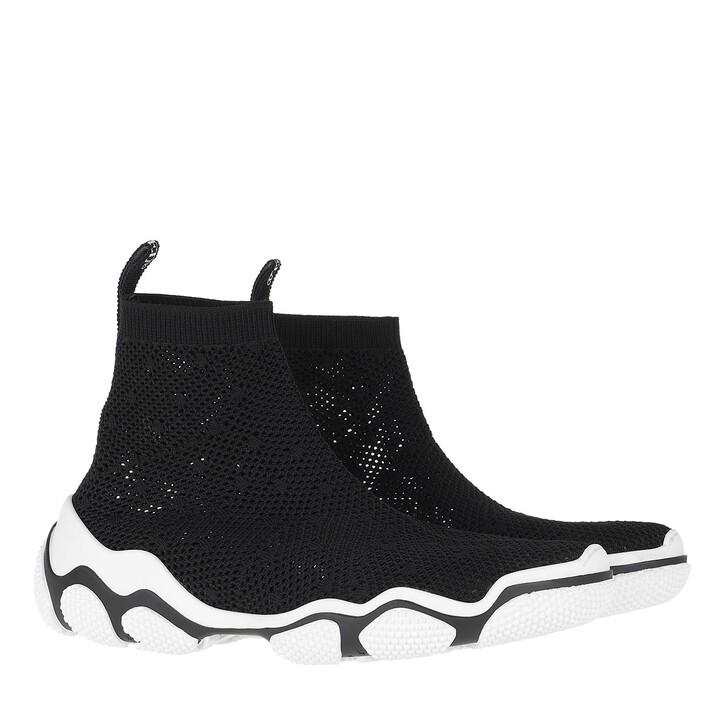 Schuh, Red Valentino, Sneaker Black/White Black