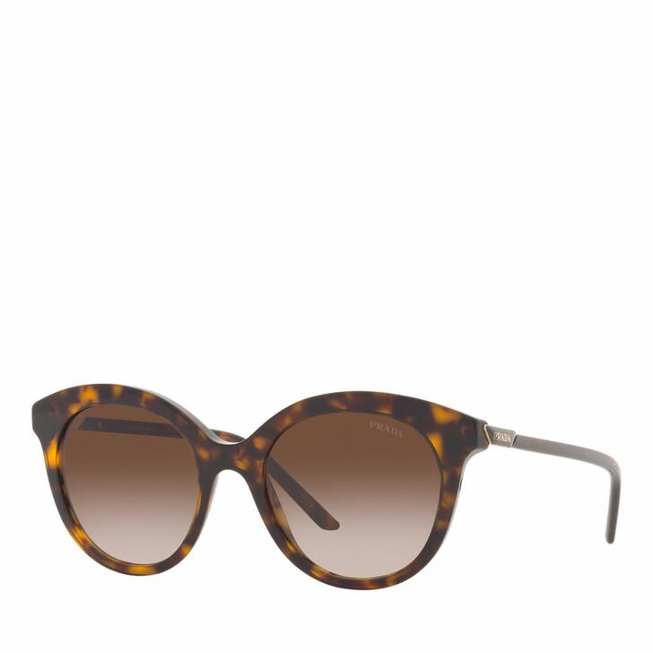 sunglasses, Prada, Woman Sunglasses 0PR 02YS Tortoise