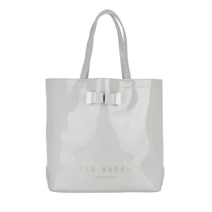 Handtasche, Ted Baker, Hanacon Bow Large Icon Grey