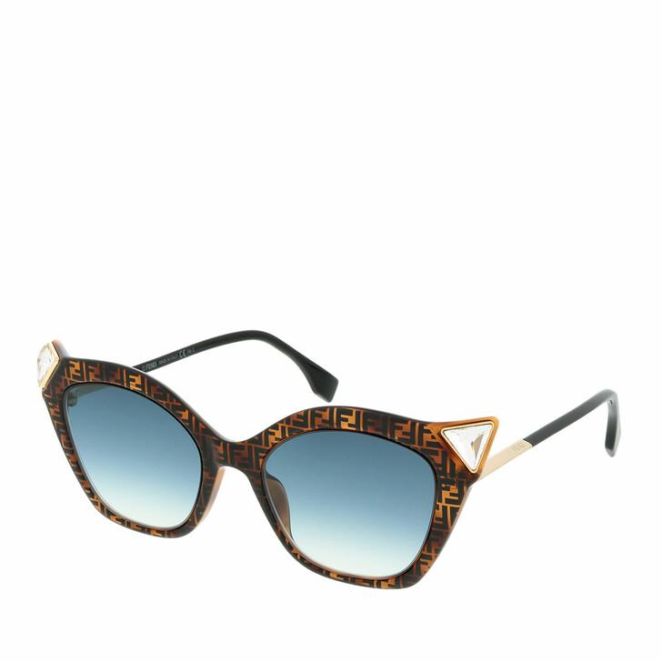 Sonnenbrille, Fendi, FF 0357/G/S Dark Havana