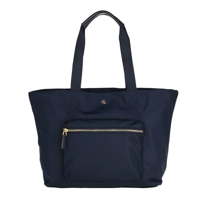 Handtasche, Lauren Ralph Lauren, Canton 35 Tote Medium Lauren Navy