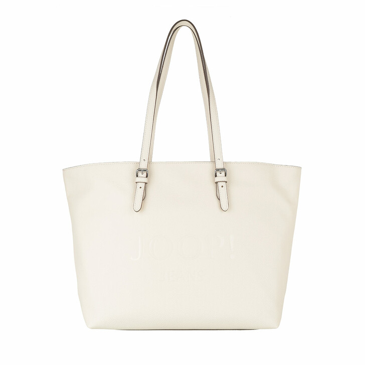 Handtasche, JOOP! Jeans, Lettera Lara Shopper Offwhite