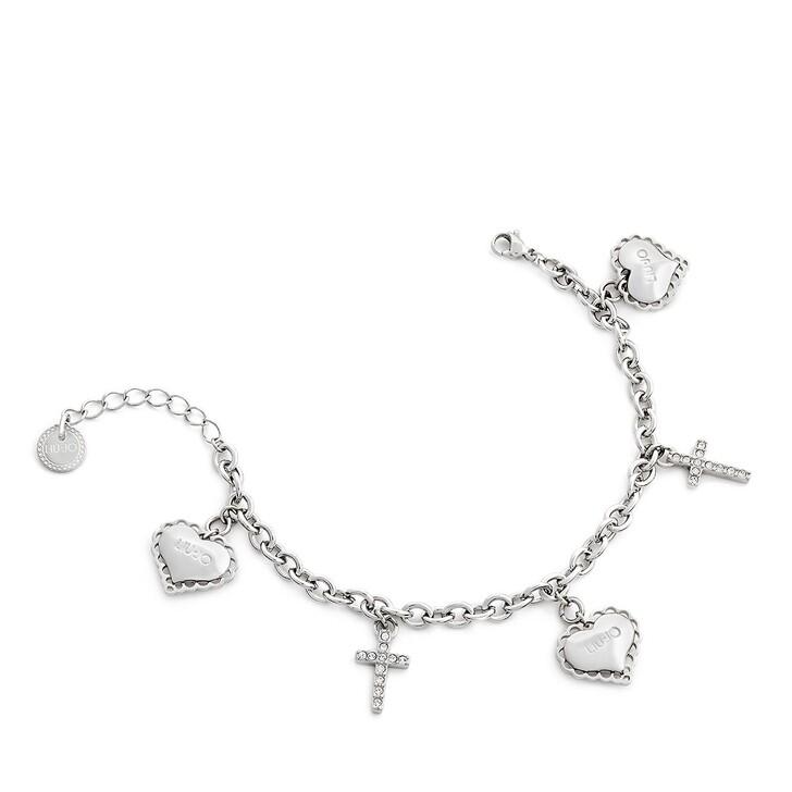 Armreif, LIU JO, Jewel Collection Bracelet  Silver