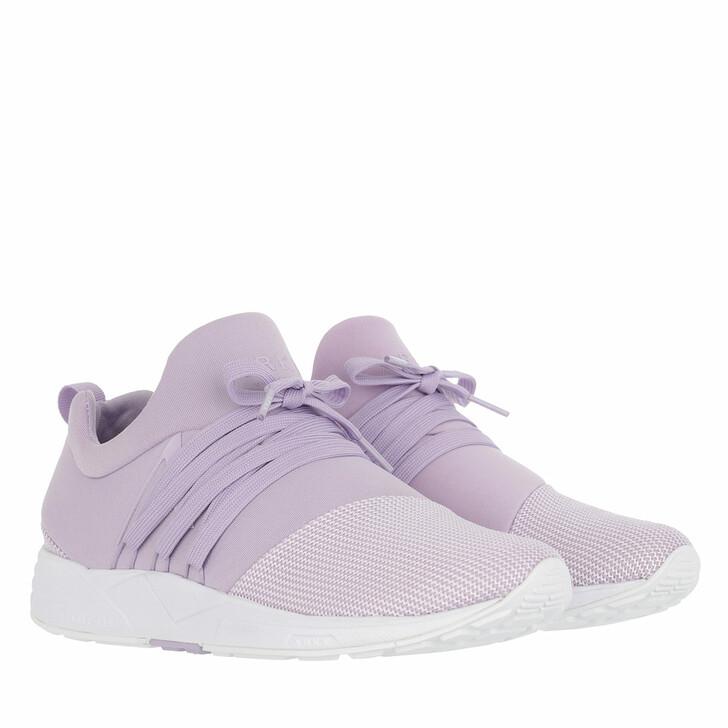 shoes, ARKK Copenhagen, Raven Mesh PET S-E15 Sneaker Pastel Lilac White