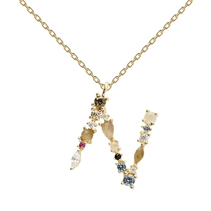Kette, PDPAOLA, N Necklace Yellow Gold