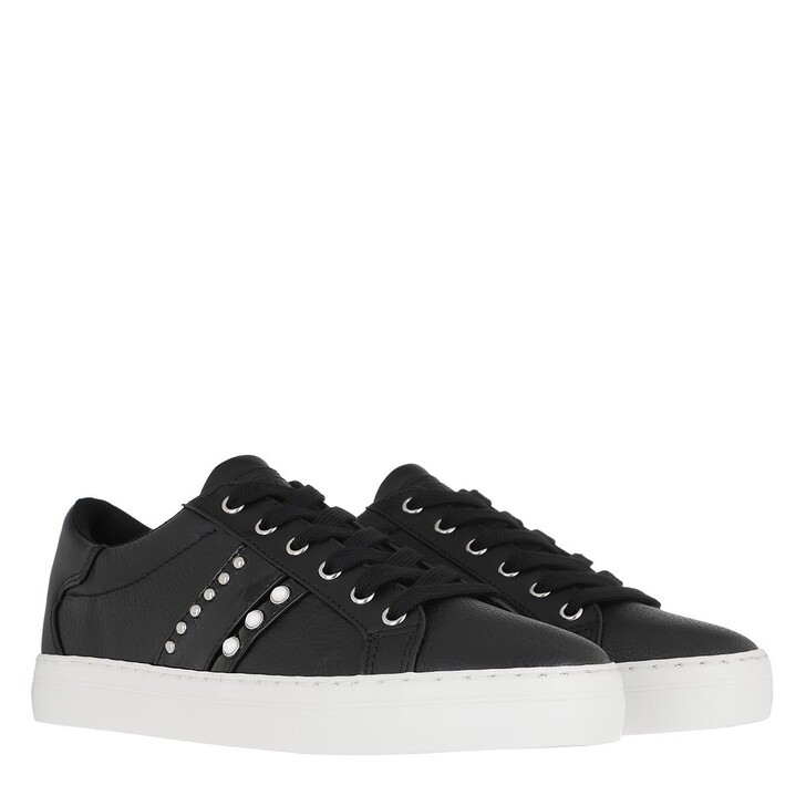 shoes, Guess, Grasey3 Active Lady Leather Li Black