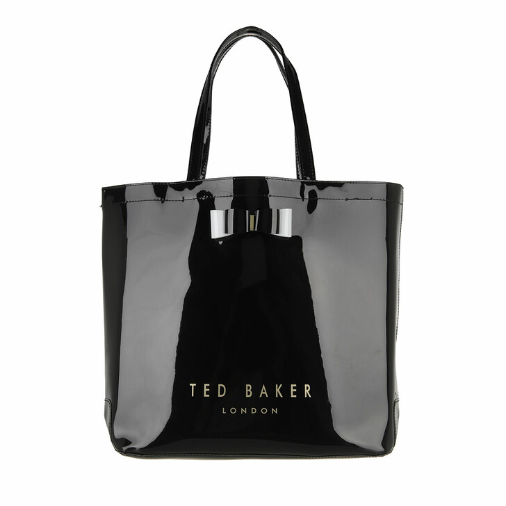 Handtasche, Ted Baker, Hanacon Bow Large Icon Black