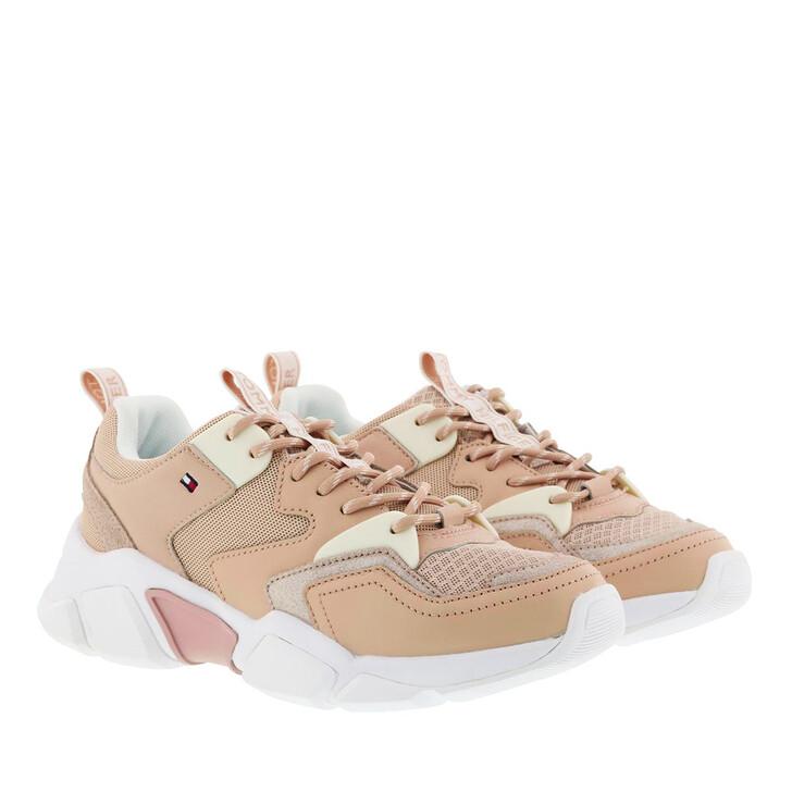 Schuh, Tommy Hilfiger, Chunky Lifestyle Glitter Sneaker Misty Blush