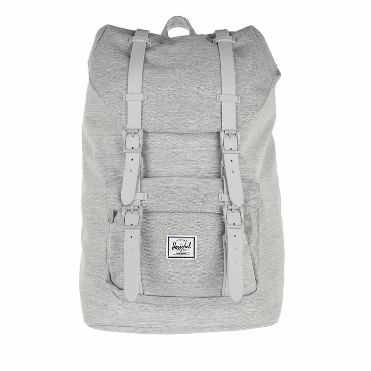 Reisetasche, Herschel, Little America Mid-Volume Backpack Light Grey