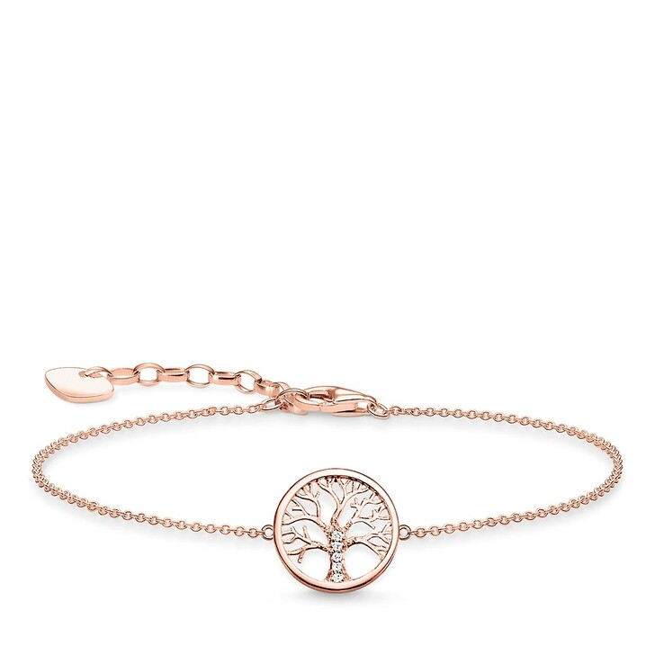 bracelets, Thomas Sabo, Bracelet Rose Gold