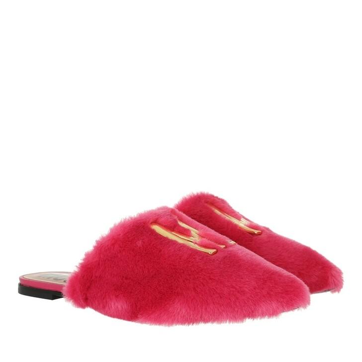 shoes, Moschino, Scarpad Em Mh63/5 Soft Pl  Fuxia