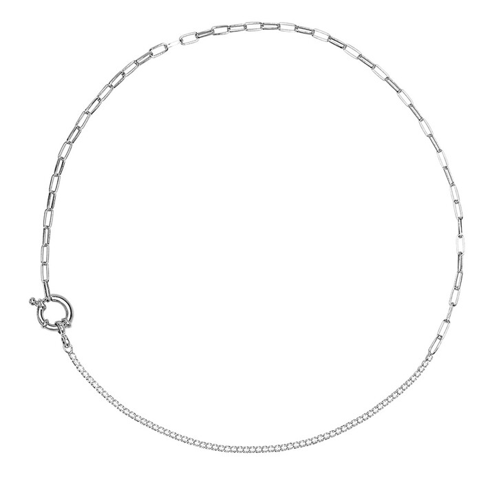 Kette, PDPAOLA, Mirage Necklace Silver