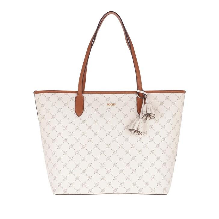 Handtasche, JOOP!, Cortina Lara Shopper Lhz Offwhite