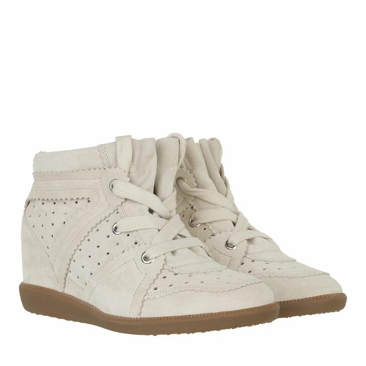 shoes, Isabel Marant Étoile, Bobby Sneakers Chalk