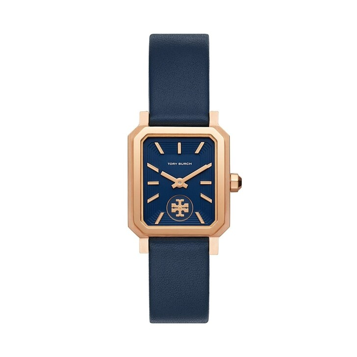 watches, Tory Burch, The Robinson Watch Stainless Steel Rose Gold