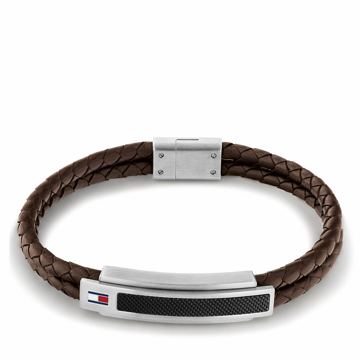 bracelets, Tommy Hilfiger, Bracelet Brown
