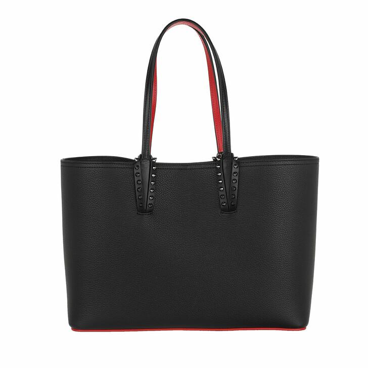 bags, Christian Louboutin, Small Cabata Tote Bag Calfskin