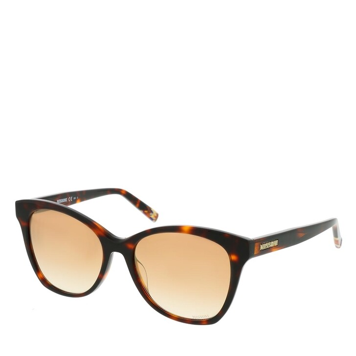 Sonnenbrille, Missoni, MIS 0007/S Red Havana