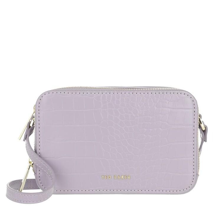 bags, Ted Baker, Stina Double Zip Mini Camera Bag Grey