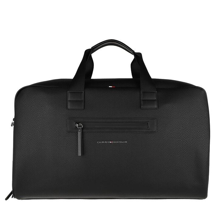 Reisetasche, Tommy Hilfiger, Essential Weekender Black