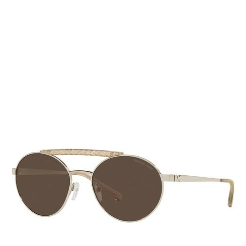 michael kors -  Sonnenbrille - 0MK1083 - in gold - für Damen