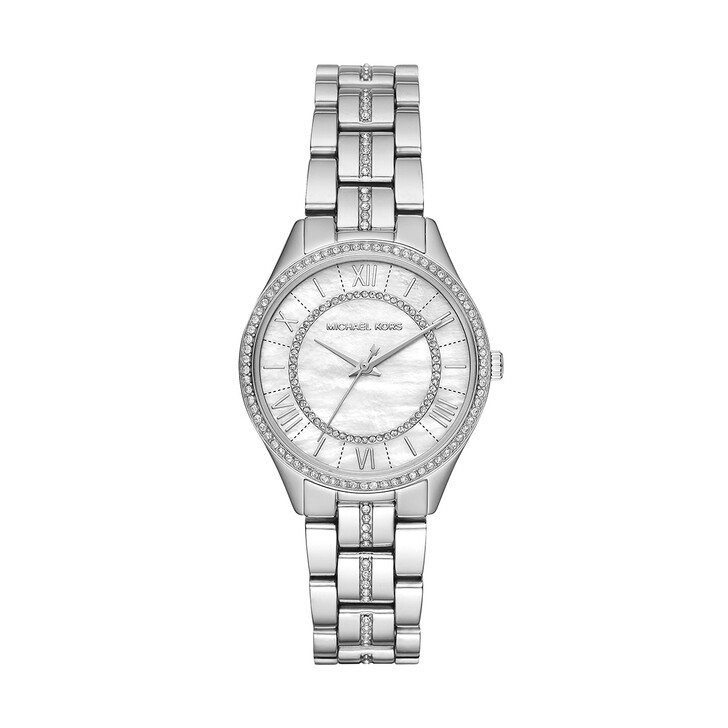 Uhr, Michael Kors, MK3900 Ladies Lauryn Silver