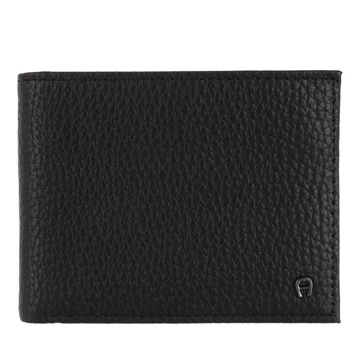 wallets, AIGNER, Wallet   Gun Metal