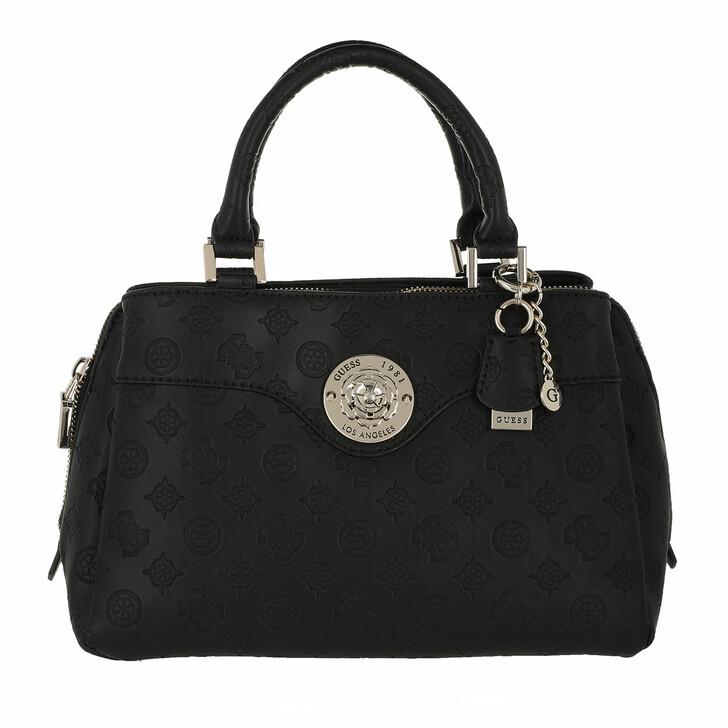 Handtasche, Guess, Dayane Girlfriend Satchel Black