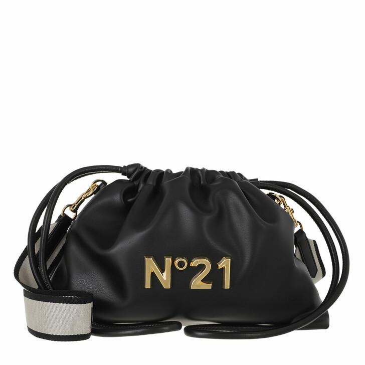 bags, N°21, Coulisse Econappa Black