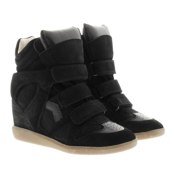 Schuh, Isabel Marant, Bekett Sneaker Suede Black