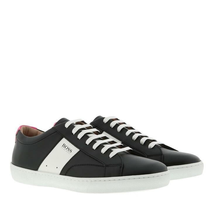 shoes, Boss, Olga Low Cut Sneakers Black