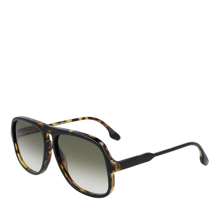 Sonnenbrille, Victoria Beckham, VB620S FOREST GREEN TORTOISE