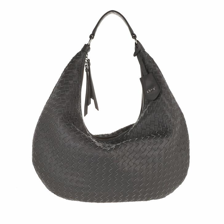 bags, Abro, Bucket CLAUDIA big  Grey