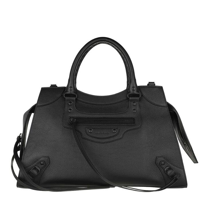 Reisetasche, Balenciaga, Neo Classic City Top Handle Bag Calfskin Black
