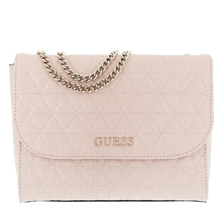 bags, Guess, Wessex Convertible Xbody Flap Blush