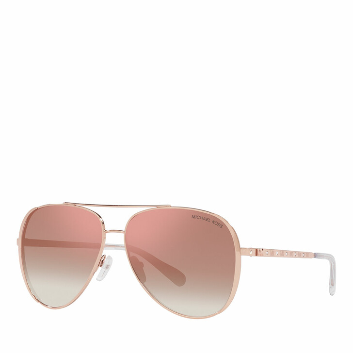 sunglasses, Michael Kors, Woman Sunglasses 0MK1101B Rose Gold