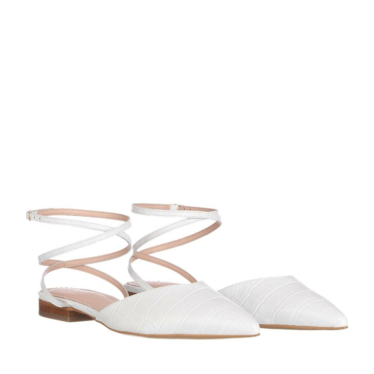Schuh, INCH2, Torino Flats White