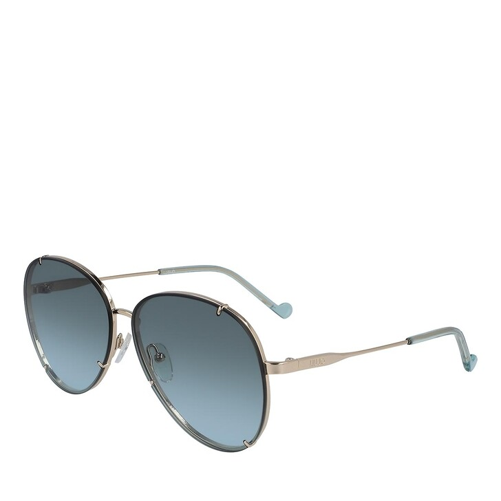 Sonnenbrille, LIU JO, LJ125S SHINY GOLD