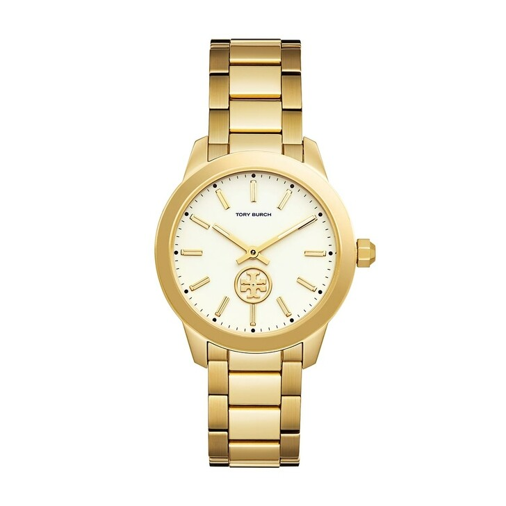 Uhr, Tory Burch, The Collins Watch Gold