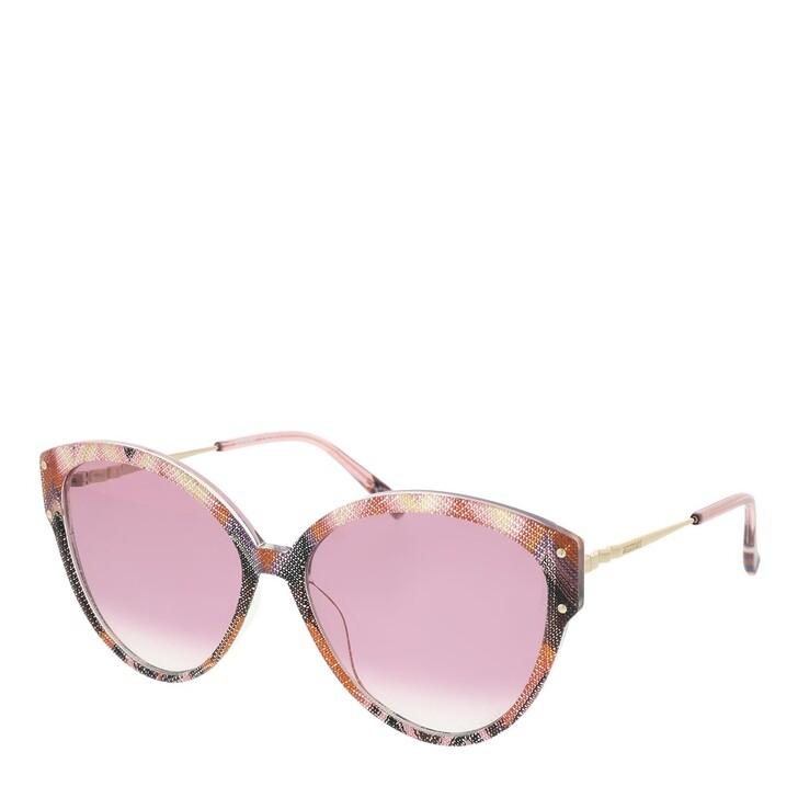 Sonnenbrille, Missoni, MIS 0004/S Graphic Pink
