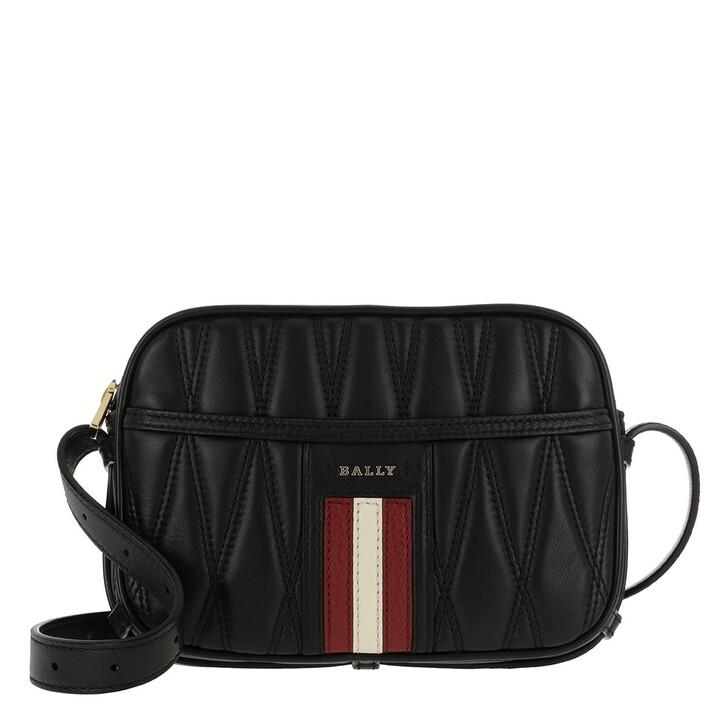 Handtasche, Bally, Dymo Minibag Black