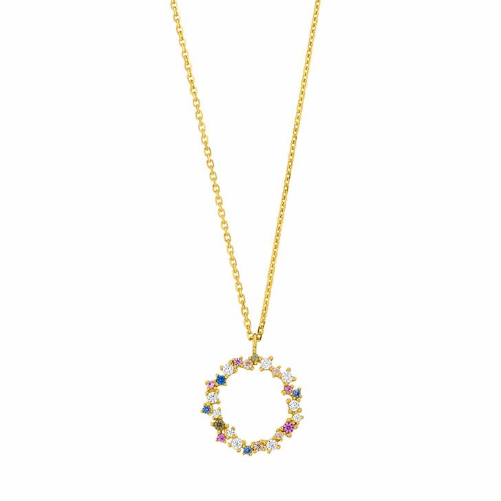 necklaces, Leaf, Necklace Candy Sterlingsilver Gold