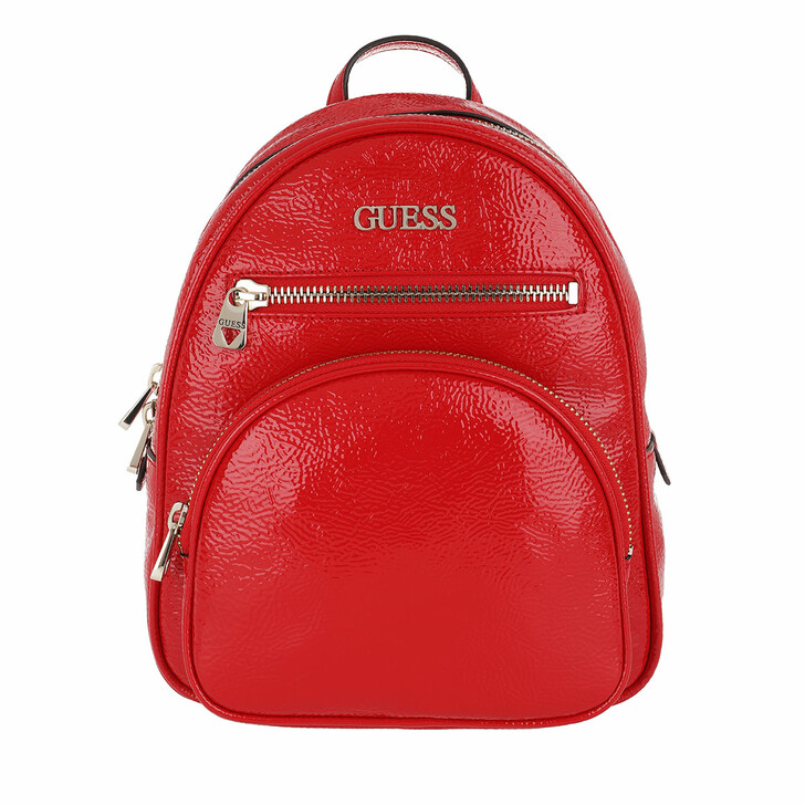 Reisetasche, Guess, New Vibe Backpack Red