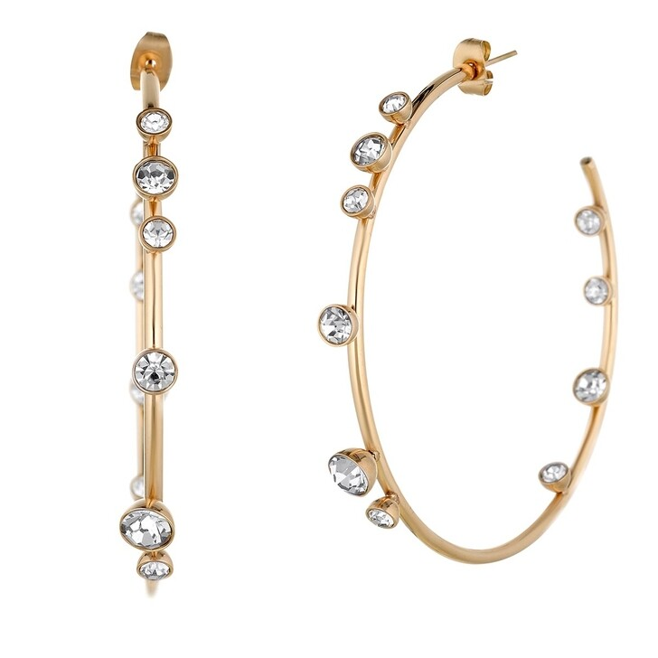 Ohrring, LIU JO, Jewel Collection Earrings  Yellow Gold