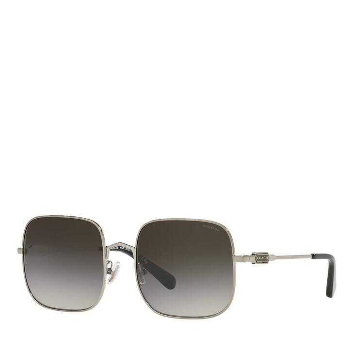 Sonnenbrille, Coach, 0HC7120 Light Gold/Gradient