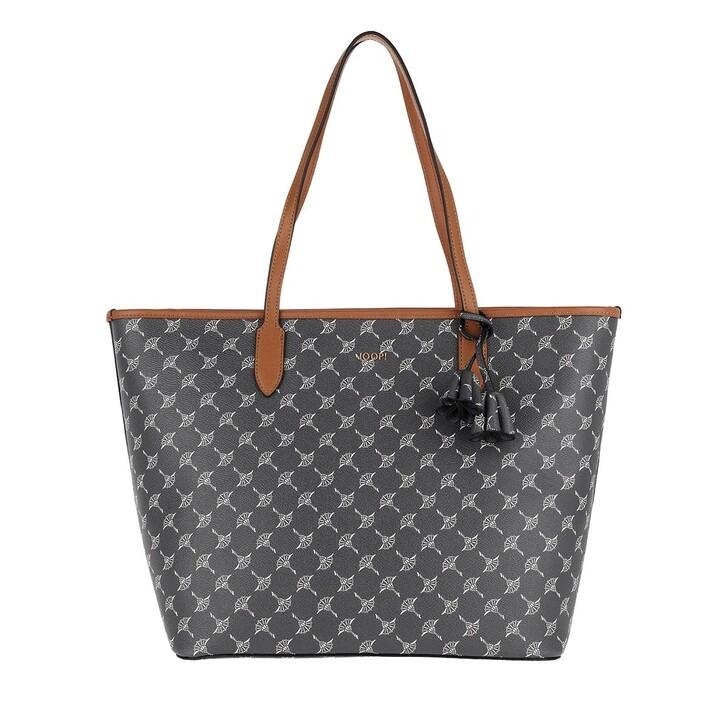 Handtasche, JOOP!, Cortina Lara Shopper Darkgrey
