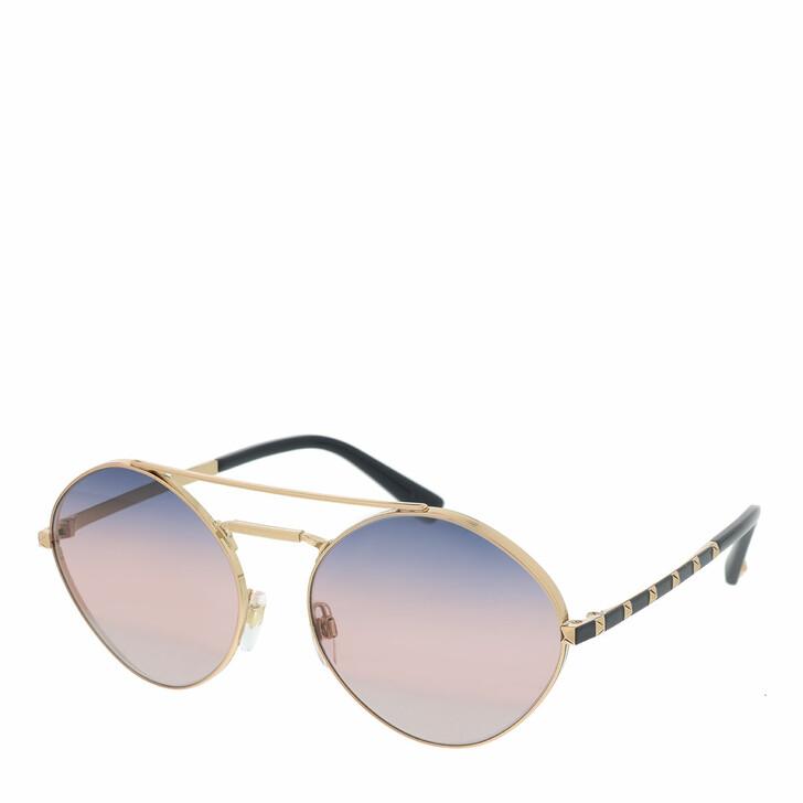 Sonnenbrille, Valentino, Women Sunglasses Legacy 0VA2036 Rose Gold