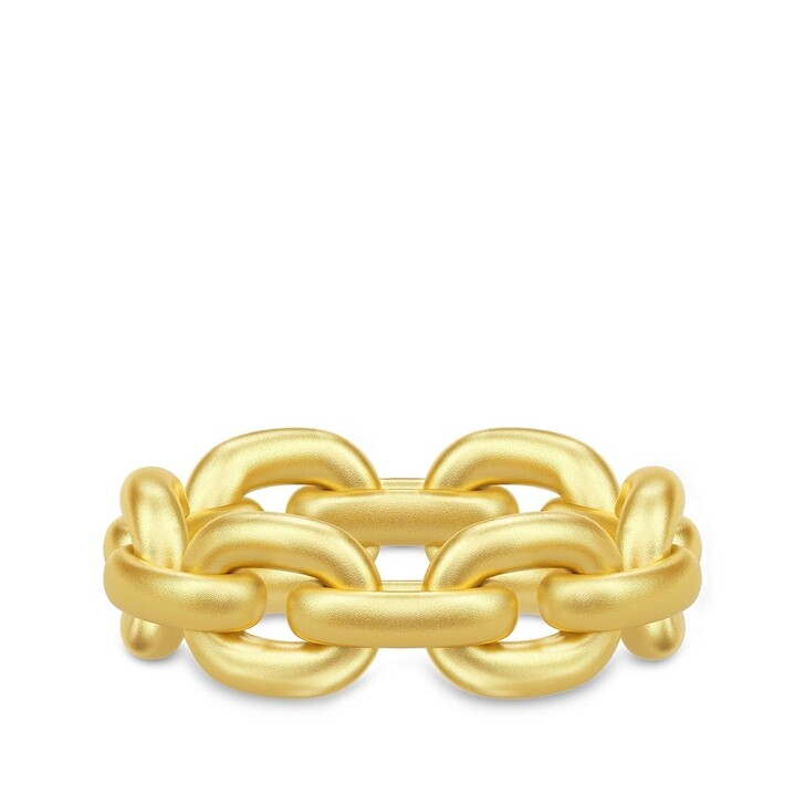 Ring, Julie Sandlau, Link Chain Ring Yellow Gold