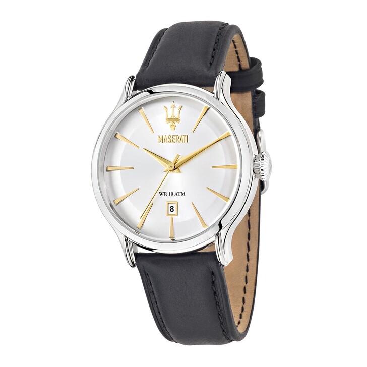 Uhr, Maserati, Watch Hau Epoca 42mm Black
